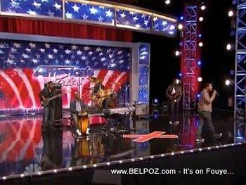 Harmonik On America's Got Talent