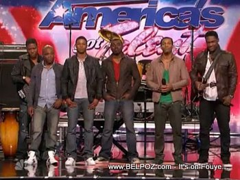 Harmonik On America's Got Talent