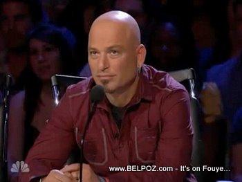 America's Got Talent Judge Howie Mandel