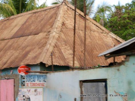 Bureau Postal De Terrier Rouge Haiti