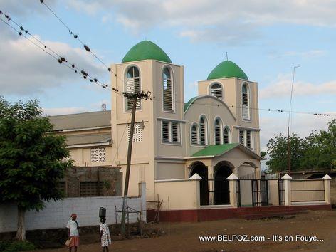 Eglise Baptiste De Terrier Rouge Haiti