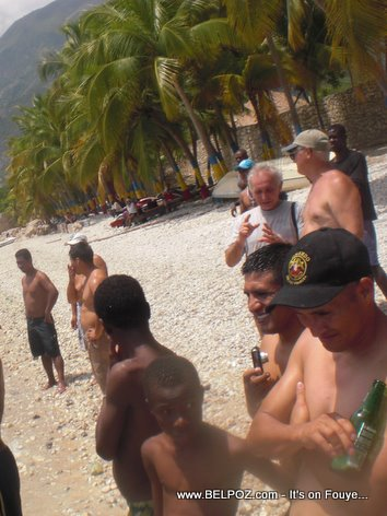 MINUSTAH cotes des arcadains Haiti