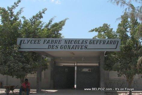 Lycee Fabre Nicolas Geffrard Des Gonaives