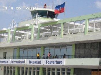 Haiti Toussaint Louverture International Airport