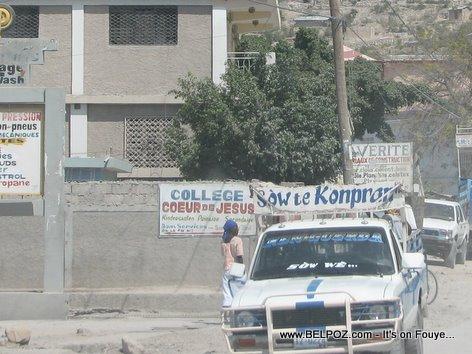College Coeur De Jesus Gonaives Haiti