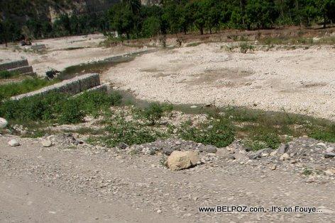 La Quinte River Bassin Gonaives Haiti