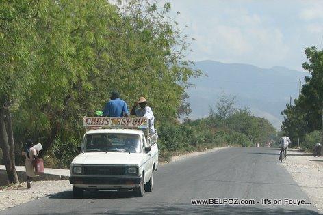 Tap Tap Gonaives Haiti