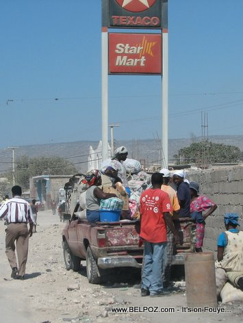 Texaco Star Mart Gonaives Haiti