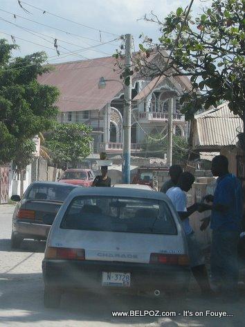 Daihatsu Charade Gonaives Haiti