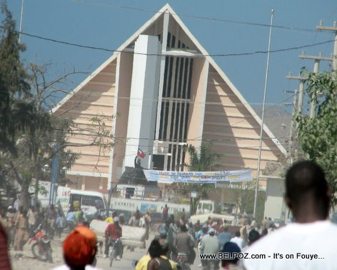 Church In Gonaives Haiti