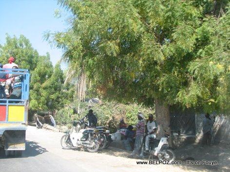 Gonaives Haiti Taxi Moto