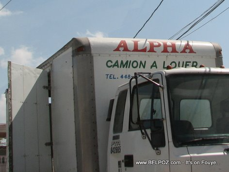 Camion A Louer Gonaives Haiti