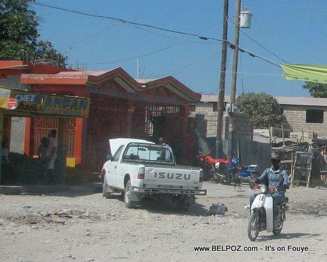 Chez Fanfan Gonaives Haiti