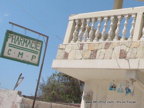 Pharmacie CMP Gonaives Haiti