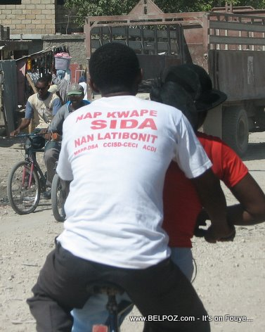 Nap Kwape Sida Nan Latibonit Gonaives Haiti