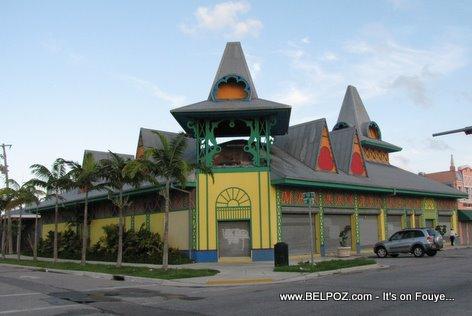 Little Haiti Miami Florida July 2010