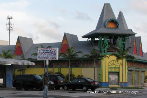 Little Haiti Marketplace, Miami Florida