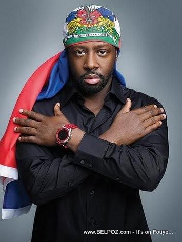 Wyclef Jean, The Haitian Flag