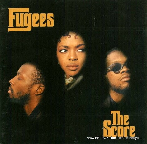 The Fugees, Wyclef Jean, Lauren Hill, Pras Michel