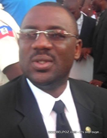 Wilson Jeudy, Mayor Of Delmas Haiti