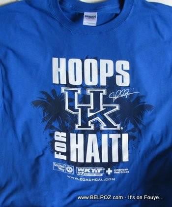 Hoops For Haiti T-Shirt