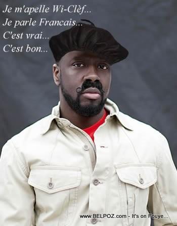 Wyclef Jean En Francais