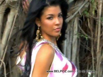 Sarodj Bertin Miss Haiti Universe 2010