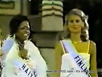 Gerthie David, Miss Haiti Universe 1975