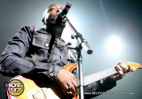 Wyclef Jean Live, Hot 97 On The Reggae Tip