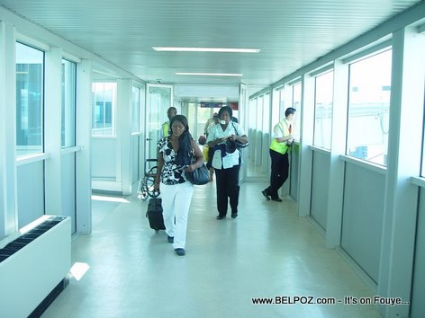 New Haiti Airport Gates