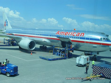 American Airlines In New Haiti Airport Gates