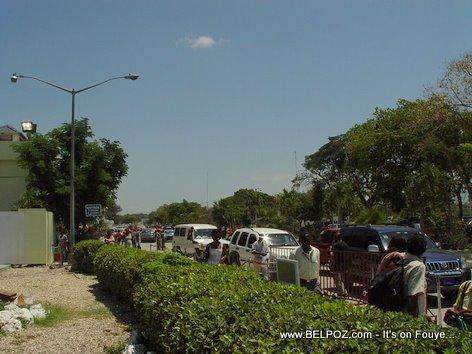 Haiti Port Au Prince International Airport