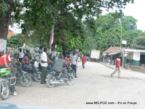 Taxi Moto Mirebalais Haiti