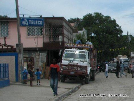 Teleco Mirebalais Haiti