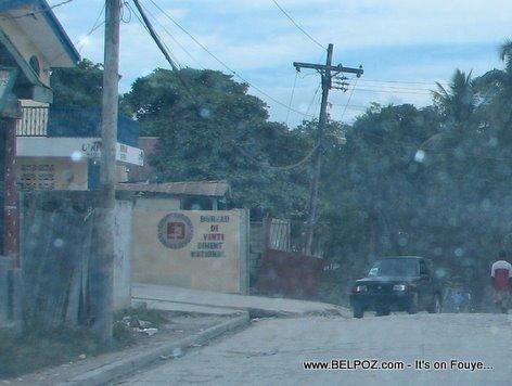 Ciment Nationale Buerau De Vente Mirebalais Haiti