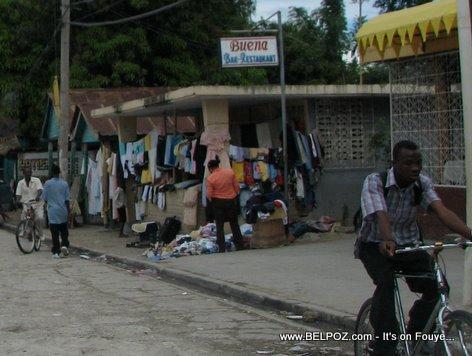 Buena Bar Restaurant Mirebalais Haiti