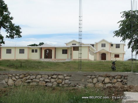 New Construction Mirebalais Haiti