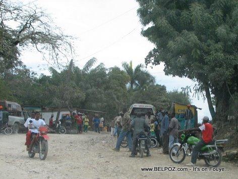 Kafou Pou Ale Lascahobas Mirebalais Haiti