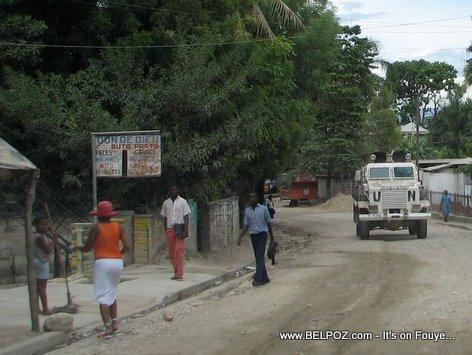 Don De Dieu Auto Parts Mirebalais Haiti
