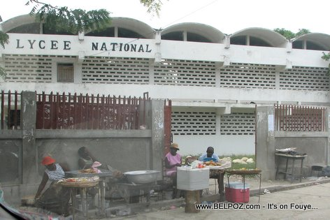 Lycee Mational Mirebalais Haiti