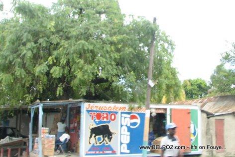 Depot Kola Mirebalais Haiti