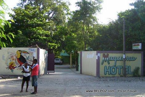 Hotel Maguana, Hinche Haiti