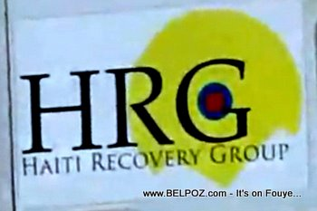 HRG - Haiti Recovery Group