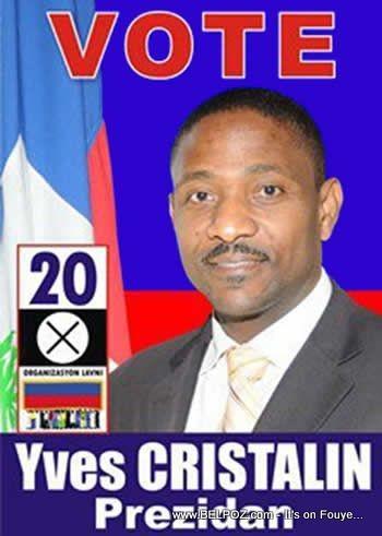 Vote Yves Cristalin