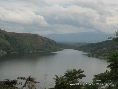 The Artibonite River
