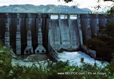 Peligre Hydroelectric Dam, Haiti