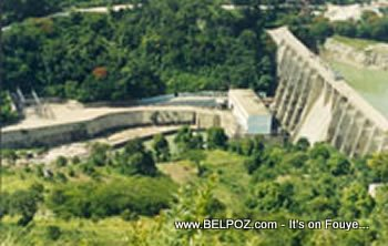 Hydroelectric Power Plant, Peligre Haiti