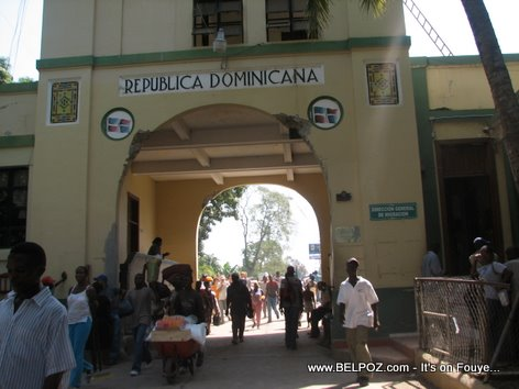 Dominican Customs Dajabon Ouanaminthe Border