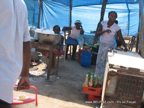 Haiti Dajabon Ouanaminthe Border