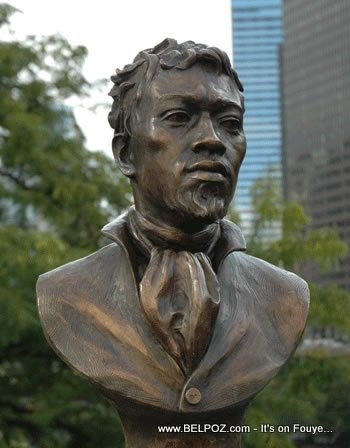 Jean Baptiste Pointe DuSable Bust - Chicago IL